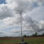 The beam, dipoles and internet link